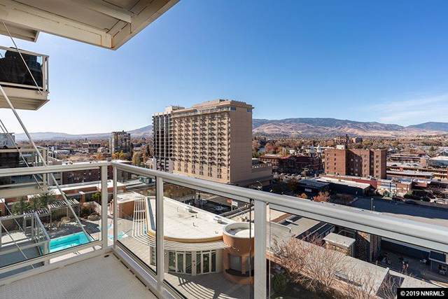 255 N Sierra Street #1102 #1102, Reno, NV 89501 (MLS #190016858) :: NVGemme Real Estate