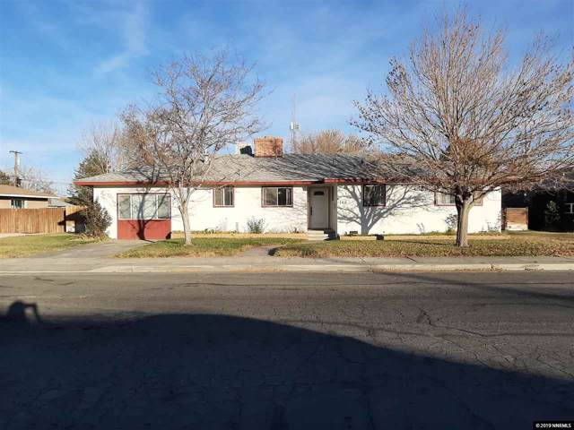 140 N Allen Street, Fallon, NV 89406 (MLS #190016860) :: The Hertz Team