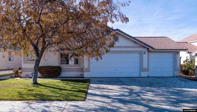 121 Desert Lakes, Fernley, NV 89408 (MLS #190016861) :: NVGemme Real Estate