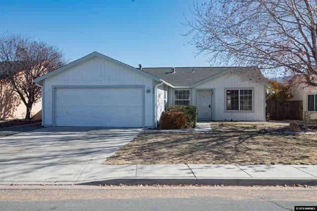 124 Fortune Drive, Dayton, NV 89403 (MLS #190016881) :: Northern Nevada Real Estate Group