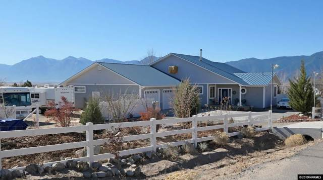 2895 East Valley, Minden, NV 89423 (MLS #190016887) :: Harcourts NV1