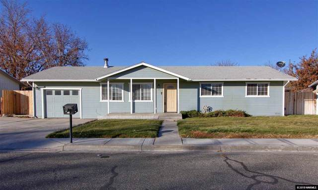 306 Paul Avenue, Yerington, NV 89447 (MLS #190016896) :: Joshua Fink Group