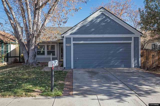 1770 Fargo Way, Sparks, NV 89434 (MLS #190016900) :: The Mike Wood Team