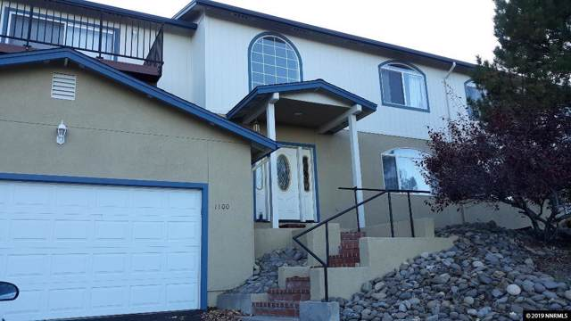 1100 Spring Meadow, Carson City, NV 89703 (MLS #190016905) :: Vaulet Group Real Estate