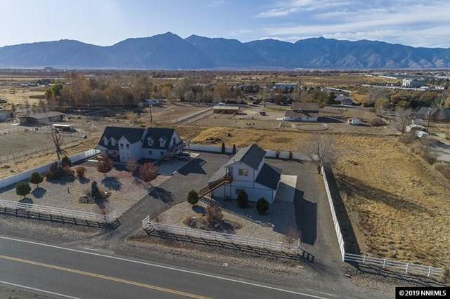 1132 East Valley Rd., Gardnerville, NV 89410 (MLS #190016907) :: Ferrari-Lund Real Estate