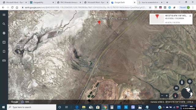 2019 I- 80 Frontage Rd Humboldt Exit Truck Stop Potenti, Lovelock, NV 89445 (MLS #190016908) :: Chase International Real Estate