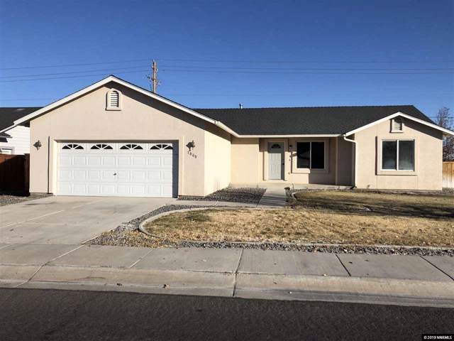 1000 Pepper Ln, Fernley, NV 89408 (MLS #190016911) :: NVGemme Real Estate
