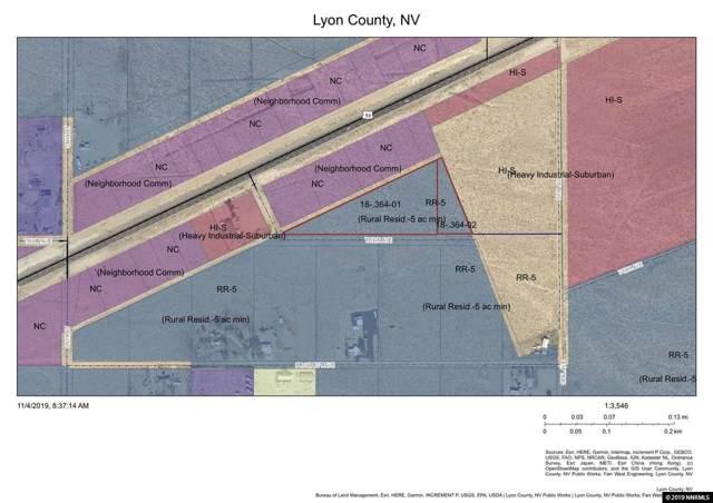 3090 Twain Avenue, Silver Springs, NV 89429 (MLS #190016923) :: Chase International Real Estate