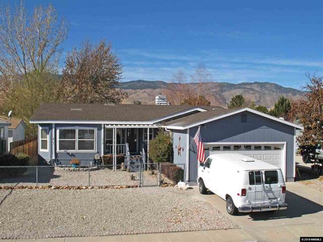 1062 Spartan Ave, Carson City, NV 89701 (MLS #190016925) :: Ferrari-Lund Real Estate