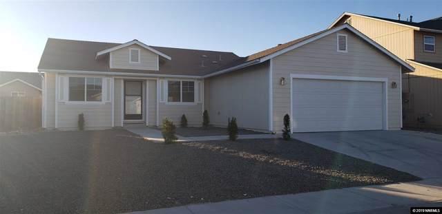 138 Relief Springs Road, Fernley, NV 89408 (MLS #190016936) :: NVGemme Real Estate