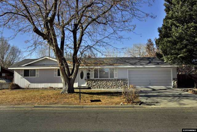 107 S Oregon, Yerington, NV 89447 (MLS #190016948) :: Joshua Fink Group