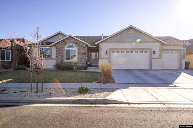 1113 Chantel, Minden, NV 89423 (MLS #190016950) :: NVGemme Real Estate