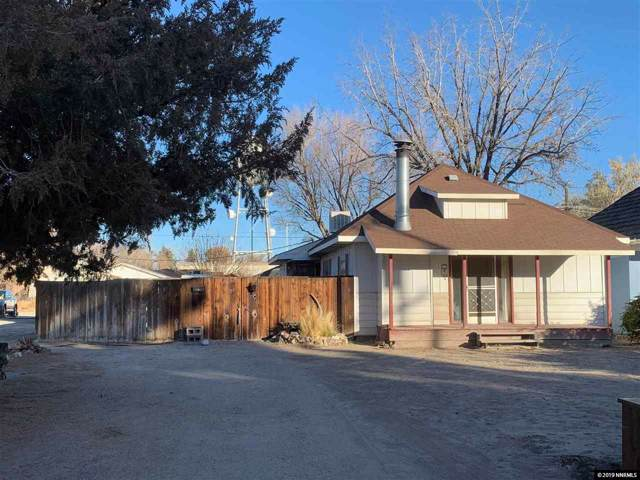 20 S Nevada Street, Yerington, NV 89447 (MLS #190016957) :: Joshua Fink Group