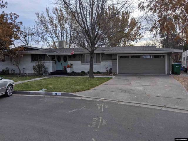 9 Sierra, Carson City, NV 89703 (MLS #190016993) :: NVGemme Real Estate