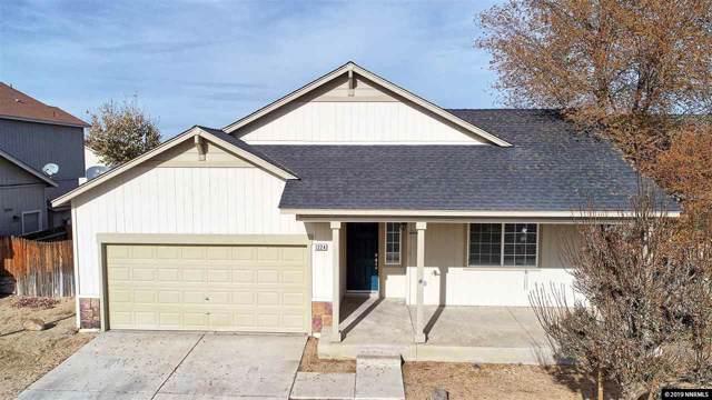 1224 Mountain Rose, Fernley, NV 89408 (MLS #190017007) :: NVGemme Real Estate