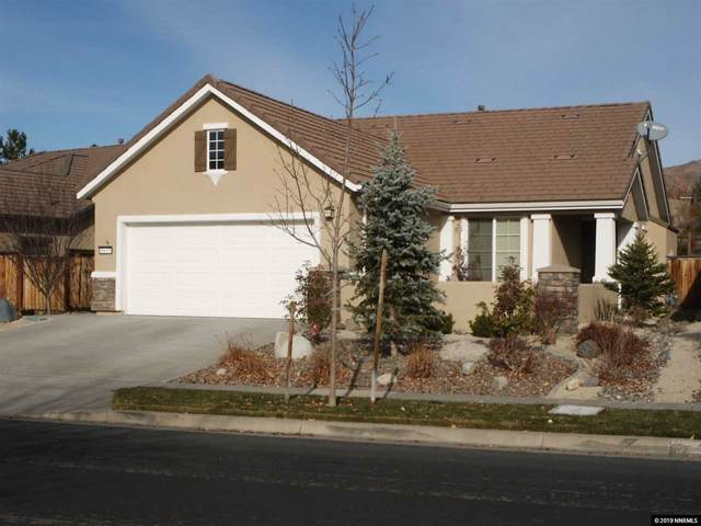9117 Mount Pleasant Dr., Reno, NV 89523 (MLS #190017033) :: The Mike Wood Team