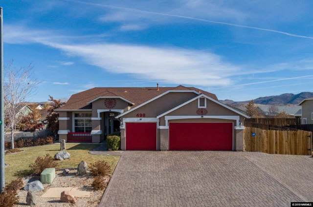498 Occidental, Dayton, NV 89403 (MLS #190017035) :: The Hertz Team