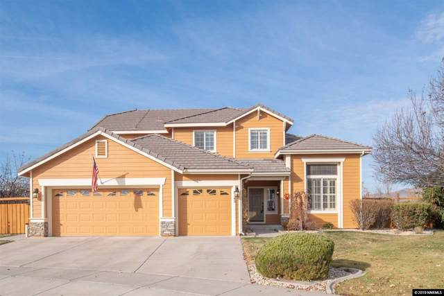 3145 W Sierra Dust Court, Sparks, NV 89436 (MLS #190017038) :: Ferrari-Lund Real Estate