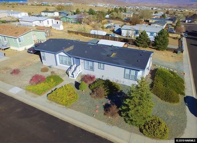 416 Feldspar Cir, Moundhouse, NV 89706 (MLS #190017039) :: Northern Nevada Real Estate Group