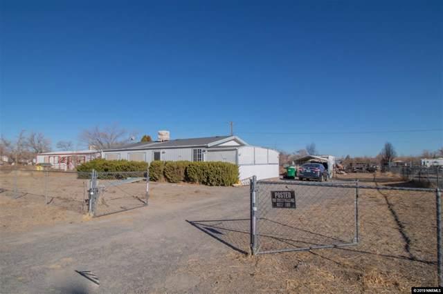 2680 Pueblo St., Silver Springs, NV 89429 (MLS #190017043) :: NVGemme Real Estate