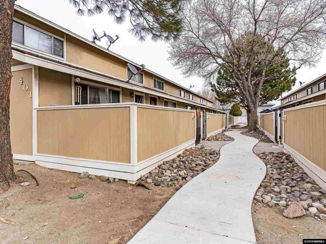 401 Allouette Way #3 #3, Carson City, NV 89701 (MLS #190017062) :: Chase International Real Estate