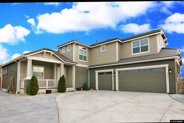 4755 Desert Song, Sparks, NV 89436 (MLS #190017068) :: Chase International Real Estate