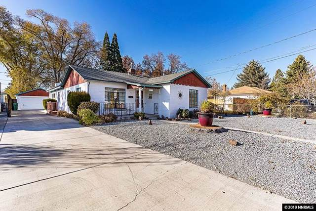 927 4th St., Sparks, NV 89431 (MLS #190017077) :: Vaulet Group Real Estate