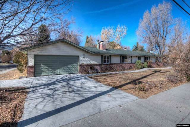 900 Mountain, Carson City, NV 89703 (MLS #190017078) :: Vaulet Group Real Estate