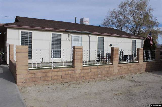 975 E 1st, Hawthorne, NV 89447 (MLS #190017079) :: Ferrari-Lund Real Estate