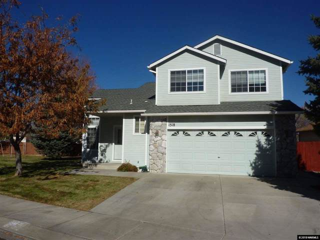 1518 Mill Creek, Gardnerville, NV 89410 (MLS #190017087) :: NVGemme Real Estate