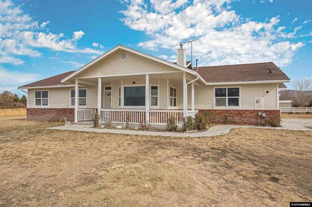707 Carrousel Ct, Gardnerville, NV 89410 (MLS #190017091) :: NVGemme Real Estate