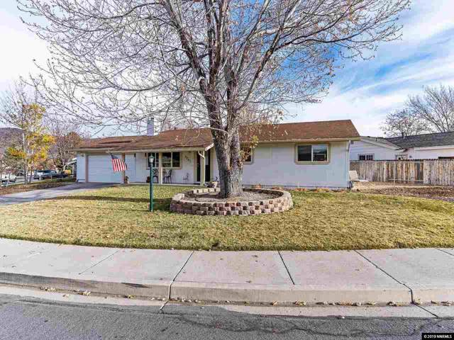 3201 Dilday Dr, Carson City, NV 89701 (MLS #190017096) :: Ferrari-Lund Real Estate