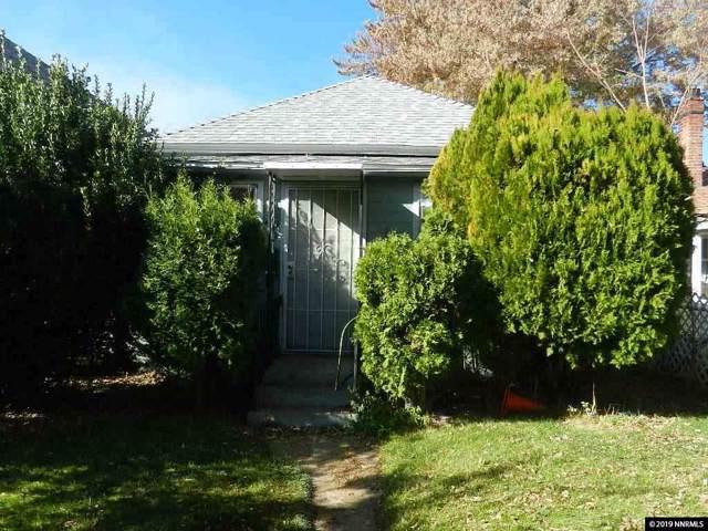 529 7th St., Sparks, NV 89431 (MLS #190017103) :: Chase International Real Estate