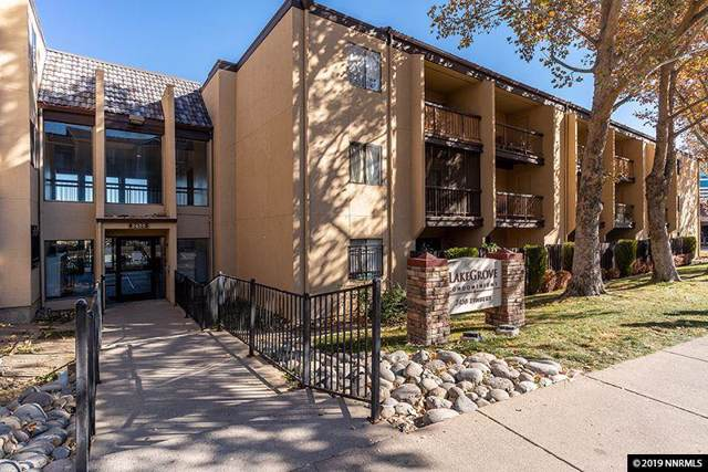 2450 Lymbery #204, Reno, NV 89509 (MLS #190017115) :: Northern Nevada Real Estate Group