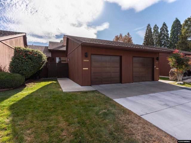 1850 Villa Way, Reno, NY 89509 (MLS #190017119) :: The Hertz Team