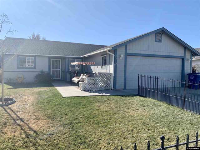 257 Kathy Street, Fallon, NV 89406 (MLS #190017122) :: The Hertz Team