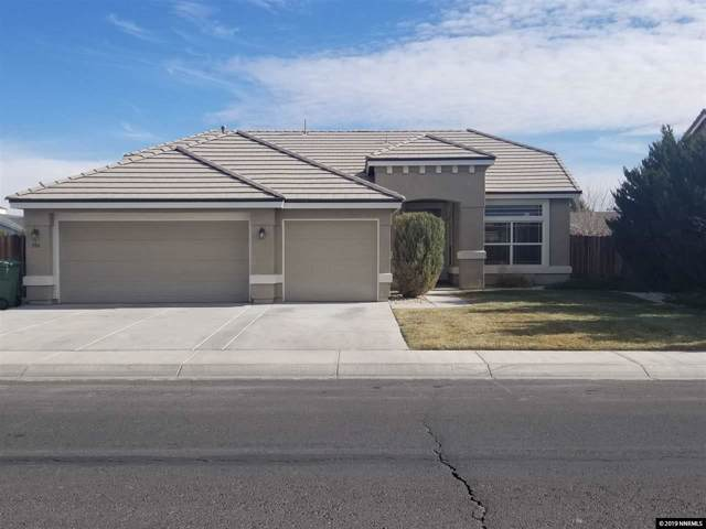 386 Sapphire Way, Fallon, NV 89406 (MLS #190017134) :: The Hertz Team