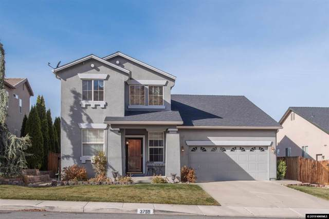 3759 Culpepper Dr., Sparks, NV 89436 (MLS #190017136) :: The Mike Wood Team
