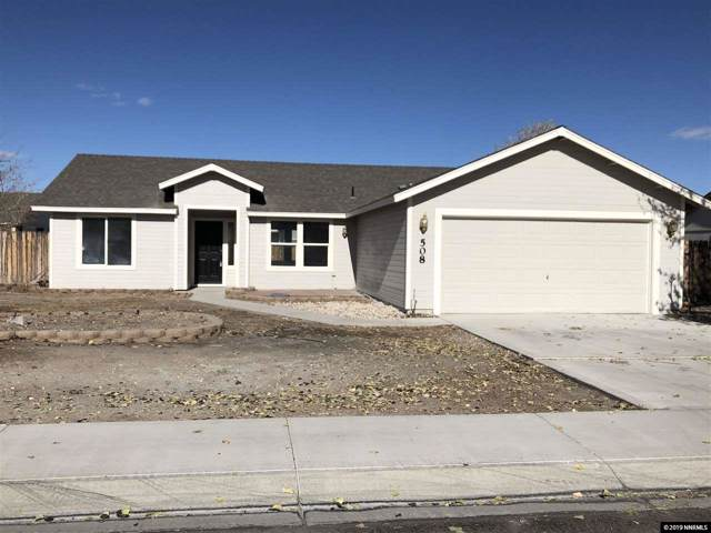 508 Darren Way, Fernley, NV 89408 (MLS #190017144) :: Ferrari-Lund Real Estate