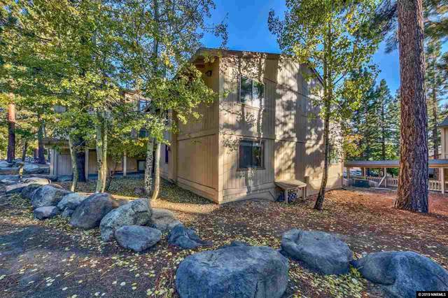 872 Tanager Street #61, Incline Village, NV 89451 (MLS #190017152) :: Chase International Real Estate
