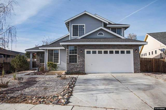 503 Vail Drive, Dayton, NV 89403 (MLS #190017154) :: Chase International Real Estate