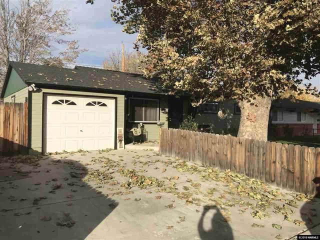 1240 Zephyr, Sparks, NV 89431 (MLS #190017156) :: Chase International Real Estate