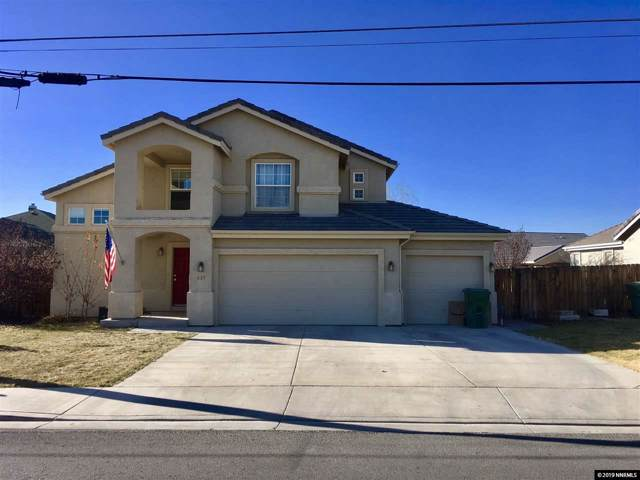 437 Rio Vista, Fallon, NV 89406 (MLS #190017159) :: The Hertz Team