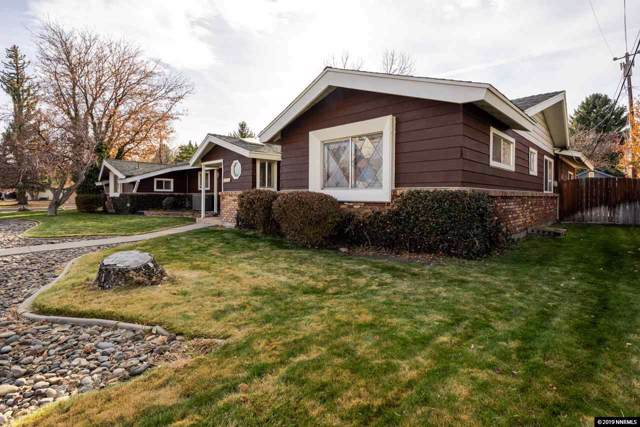 1000 Mountain, Carson City, NV 89703 (MLS #190017164) :: Vaulet Group Real Estate