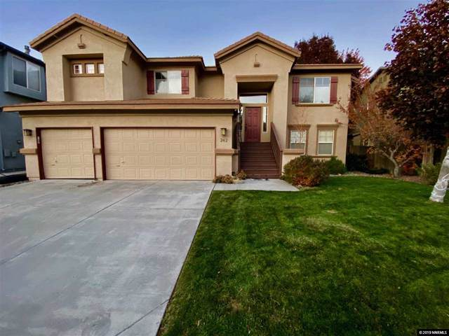 242 River Front Drive, Reno, NV 89523 (MLS #190017166) :: The Mike Wood Team