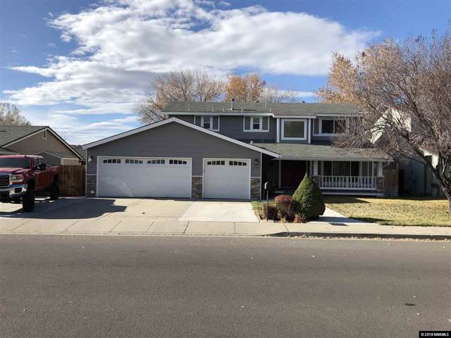 2935 Round Mountain Road, Sparks, NV 89434 (MLS #190017167) :: Ferrari-Lund Real Estate