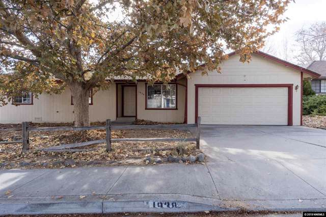 1938 Hamilton, Carson City, NV 89706 (MLS #190017173) :: NVGemme Real Estate