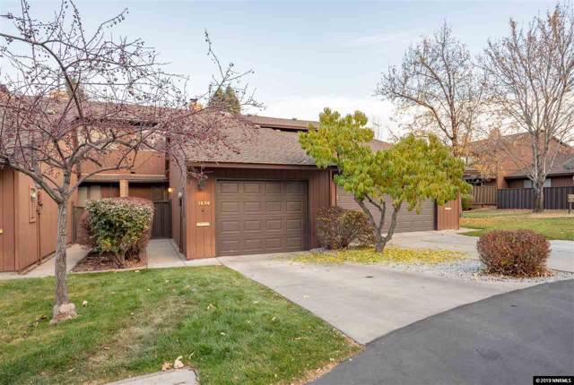 1974 S Villa Way, Reno, NV 89509 (MLS #190017195) :: Joshua Fink Group