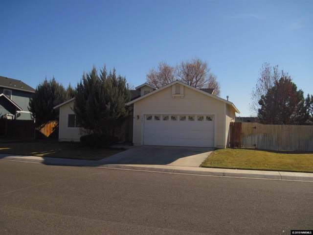 1365 Guiness, Gardnerville, NV 89410 (MLS #190017199) :: Chase International Real Estate