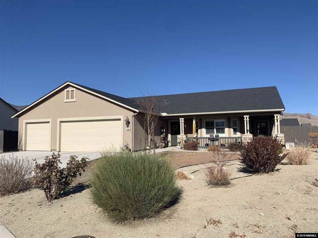 390 Snow Court, Dayton, NV 90403 (MLS #190017201) :: Joshua Fink Group